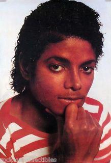 Michael Jackson 1983 UK Store Poster