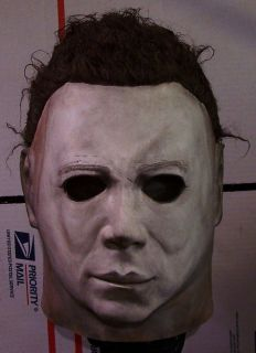 Halloween Latex Mask Don Myers Post Kirk The Obseesion