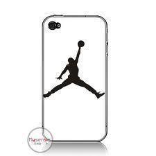 Michael Jordan Personalized Custom iPhone 4 4S 4G Cover Case Print New
