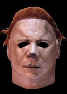 Michael Myers Mask Halloween II Offically Licensed Brand New