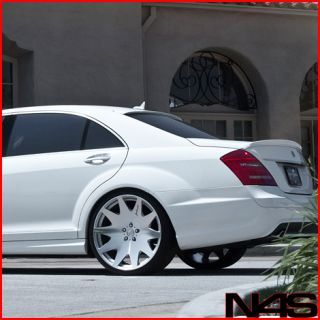 22 Mercedes Benz CL550 CL600 CL63 CL65 Concave VIP Silver Staggered