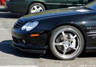 Mercedes Benz R230 SL55 AMG Carbon Fiber Front Lip