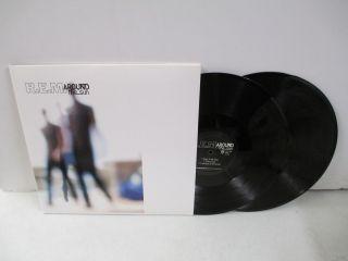 Around The Sun 2X LP 2004 Warner Bros Michael Stipe Alt Rock