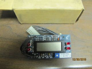 New Emerson Digital Frequency Meter Board D 2950 4030