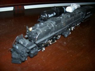 Vintage Locomotive Train Big Boy Union Pacific Two Tanker Cars Lot 4 8