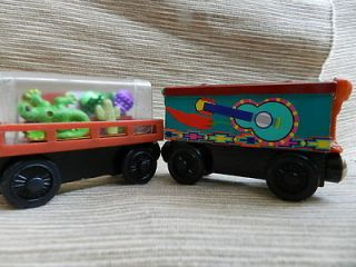 Mexican Fiesta #1 Thomas wooden railway train cargo toy decor party