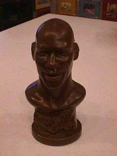 Space Jam Michael Jordan Figural Candy Bust
