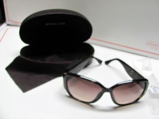 NWT MICHAEL KORS ANTILLA Ladies Sunglasses Free US Ship Tortoise BIN