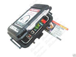 Pelican iPod iPhone Micro Case Black I1015 6 7x3 9x1 9
