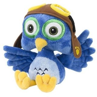 Wild Animal Baby Explorers 10 Izzy The Owl Plush Toy by Aurora New