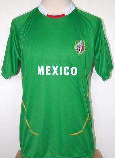 Mexico Team Soccer Jersey Tshirt Mexico Futbol Shirt N