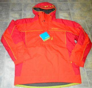Columbia Mens Antler Falls II Ski Jacket Snowboarding Winter Medium $
