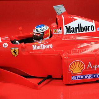 F1 1 18 Michael Schumacher 1997 Ferrari F310B 5 w TOBACCO Scuderia MSC
