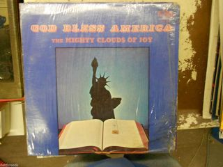 The Mighty Clouds of Joy God Bless America Gospel Soul LP