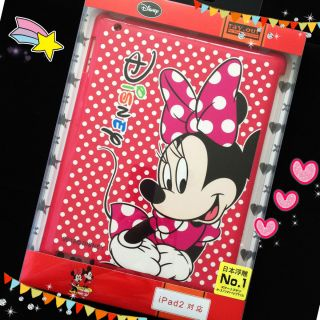 New Cute Disney Pink Mickey Mouse A Tablet Hard Back Case Cover for