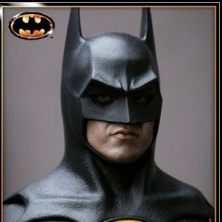 TOYS HOTTOYS 1 6 DX09 BATMAN MICHAEL KEATON 1989 VERSION FIGURE AQ1767