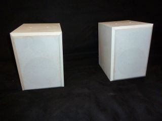 Pair of Paradigm Performance Series Micro Stereo Speakers