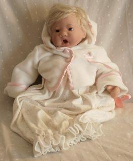 Lee Middleton 010596 Blonde Reborn Doll 1996 1542 2500