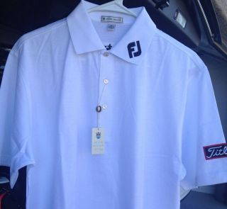 Peter Millar PGA Tour Issue Performance Golf Shirt