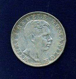 Romania Kingdom Mihai I 1942 200 Lei Coin XF