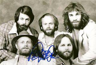 Mike Love Signed Autograph Beach Boys Music Look