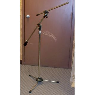 Atlas Sound Adjustable Boom Studio Microphone Mic Stand