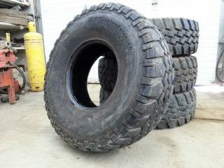 TA 37x12 50x16 5 Hummer H1 Military Mud Truck Tires 90 Tread