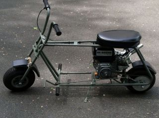 Mini Drag Bike