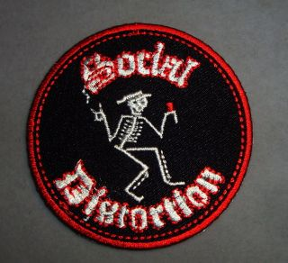 Patch Badge Music DVD Concert Rockabilly Mike Ness Hot Rod