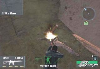 SOCOM II U.S. Navy SEALs Sony PlayStation 2, 2003