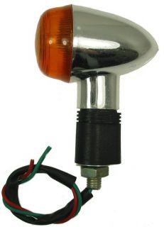 Turn Signal Light Mini Chopper Scooter Pocket Bike GY6 QMB139 50cc
