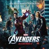 Avengers Assemble 5 1 CD, May 2012, Hollywood