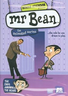 Mr. Bean   The Ends Justify the Beans DVD, 2004