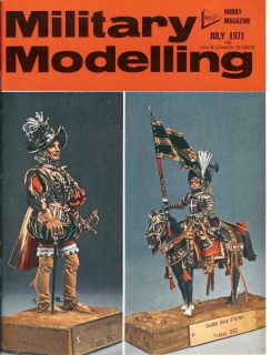 Military Modelling Magazine Vol 1 No 7 Jul 1971