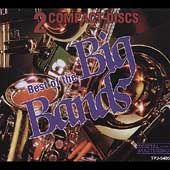 The Best of the Big Bands, Vol. 1 2 CD, Apr 1995, 2 Discs, Madacy