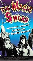 The Magic Sword VHS EP, 1997