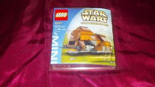 Lego Star Wars Mini Building Set MTT 4491 MISB from 2003