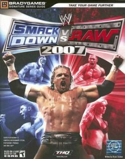 vs Raw by Bryan Stratton and Brady Games Staff 2006, Paperback