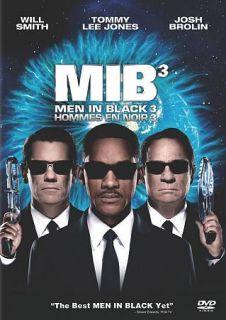 Men in Black 3 DVD, 2012, Canadian Bilingual