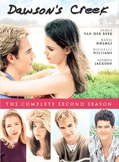 Dawsons Creek   Second Season DVD, 2003, 4 Disc Set