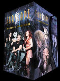 Farscape   Season 4 Box Set DVD, 2004, 10 Disc Set
