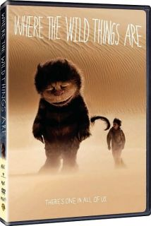 Where the Wild Things Are DVD, 2010