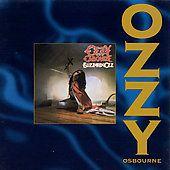 Blizzard of Ozz by Ozzy Osbourne CD, Aug 1995, Epic USA