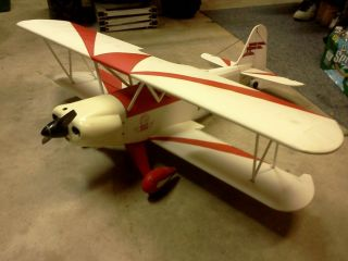 Sig Smith Mini Plane RC Model Radio Controlled Airplane