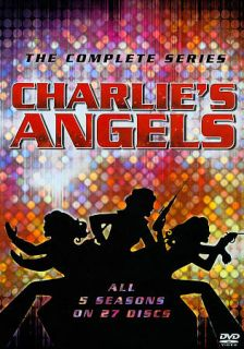 Charlies Angels The Complete Series DVD, 2012, 27 Disc Set