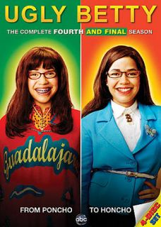 Ugly Betty The Complete Fourth Season DVD, 2010