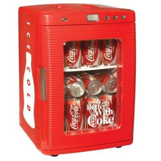 Koolatron Portable Mini Fridge w LED Display Office College Students