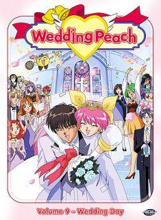 Wedding Peach   Vol. 9 Wedding Day DVD, 2005