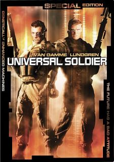 Universal Soldier DVD, 2004, Special Edition