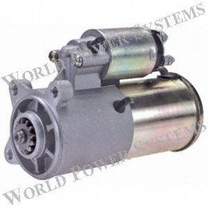 WAI World Power Systems 6646N Starter Motor